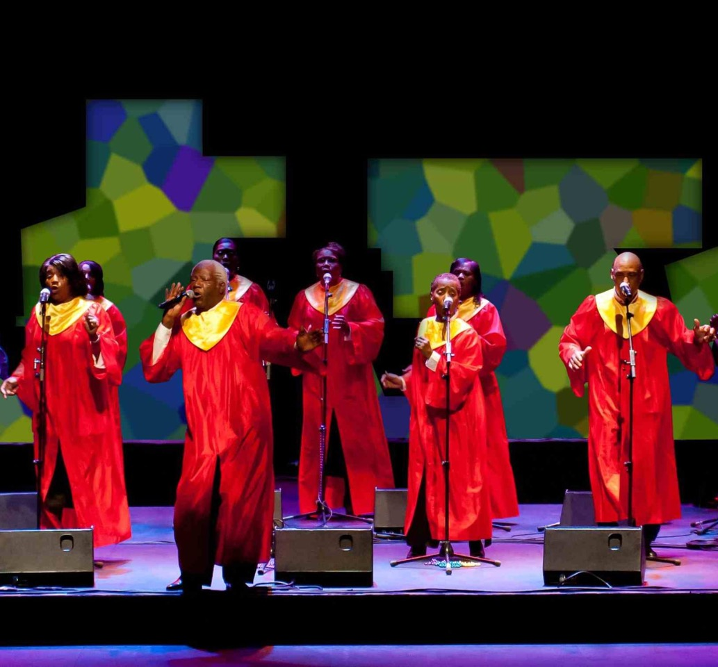 Spirit of New Orleans Gospel Choir llevan su gospel al Auditorio de Tenerife