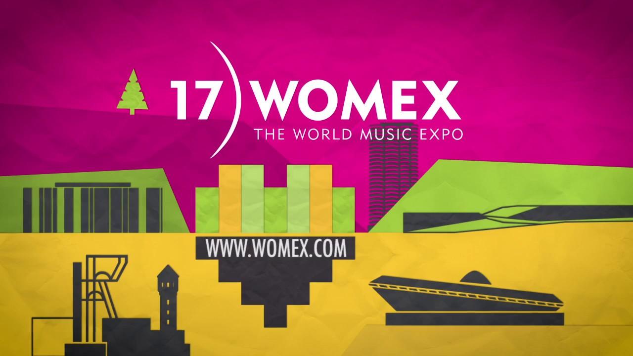 Canción a quemarropa estará presente en Womex 2017, en Katowice