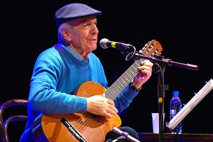 Muere el cantautor uruguayo Daniel Viglietti