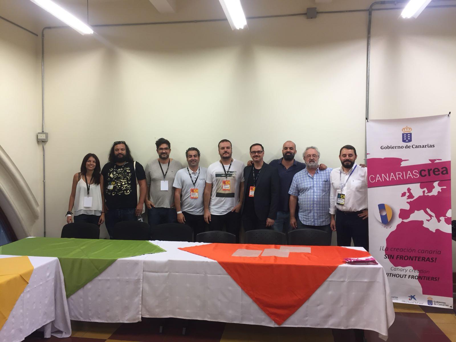 La industria musical canaria participa en Circulart en Colombia
