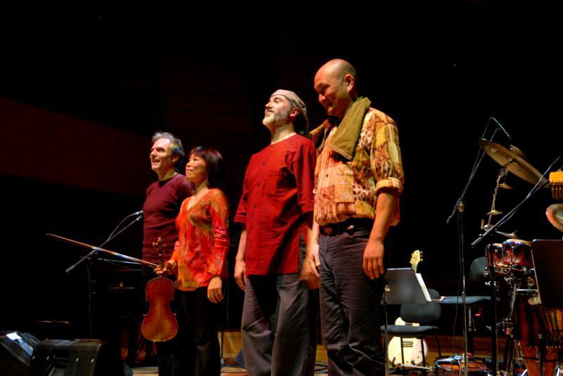 Gaia Cuatro y Javier Moreno en la vuelta de Jazz en el convento