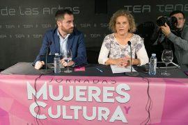 Jornadas Mujeres y Cultura Isaac Castellano y Aurora MOreno