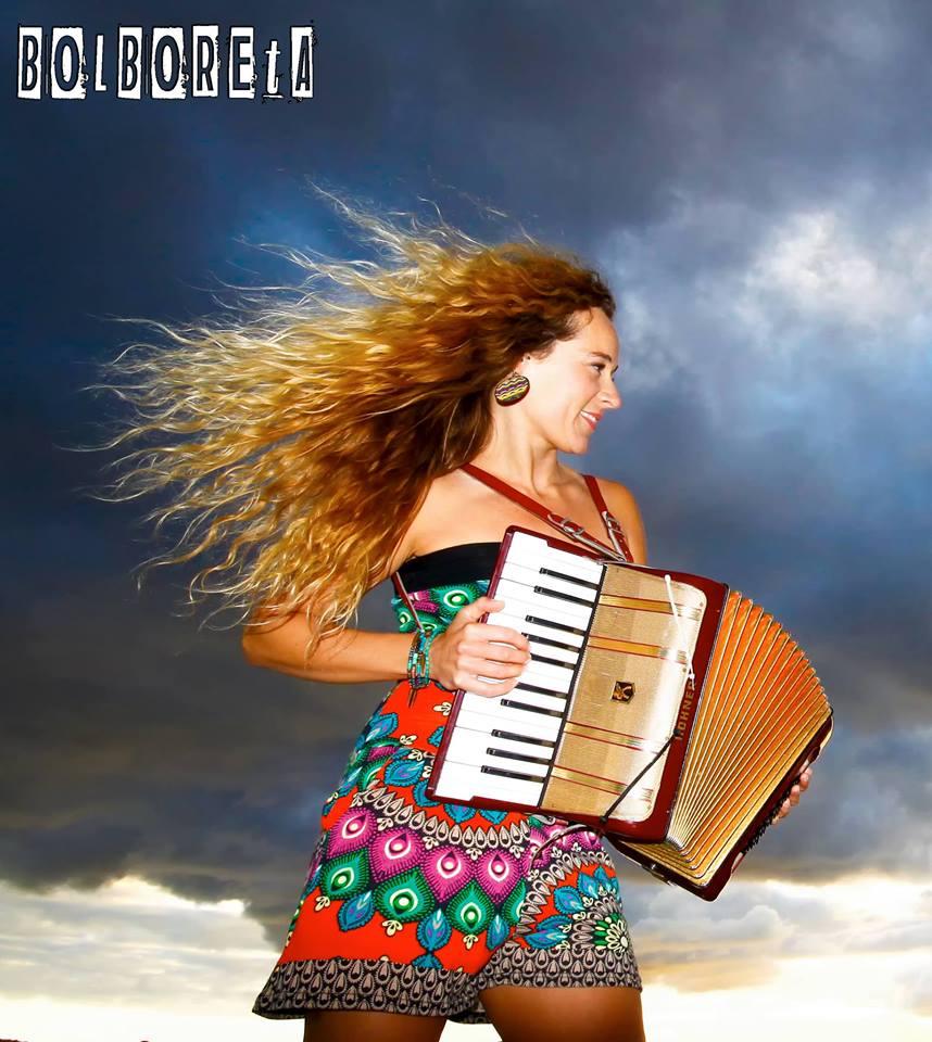Bolboreta publica su nuevo disco, Vuelo