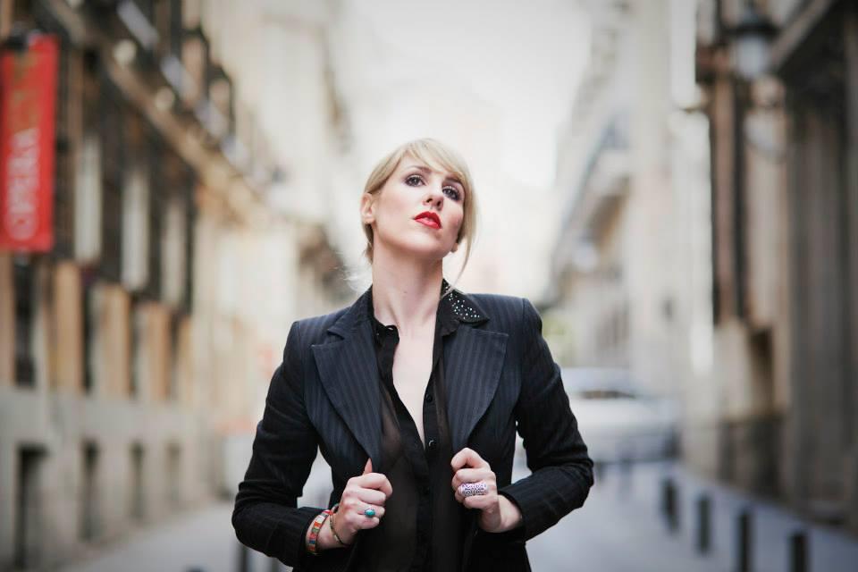 Noa Lur actúa en el madrileño Bogui Jazz