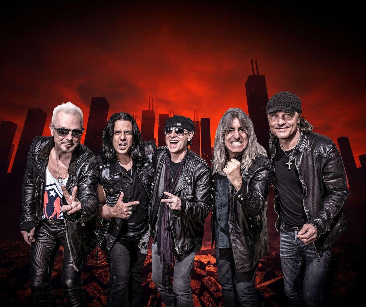 La gira de Scorpions pasa por Canarias