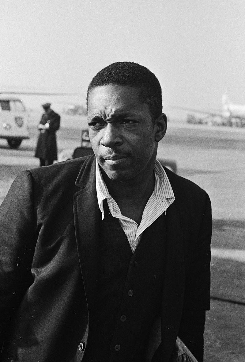92 años de John Coltrane