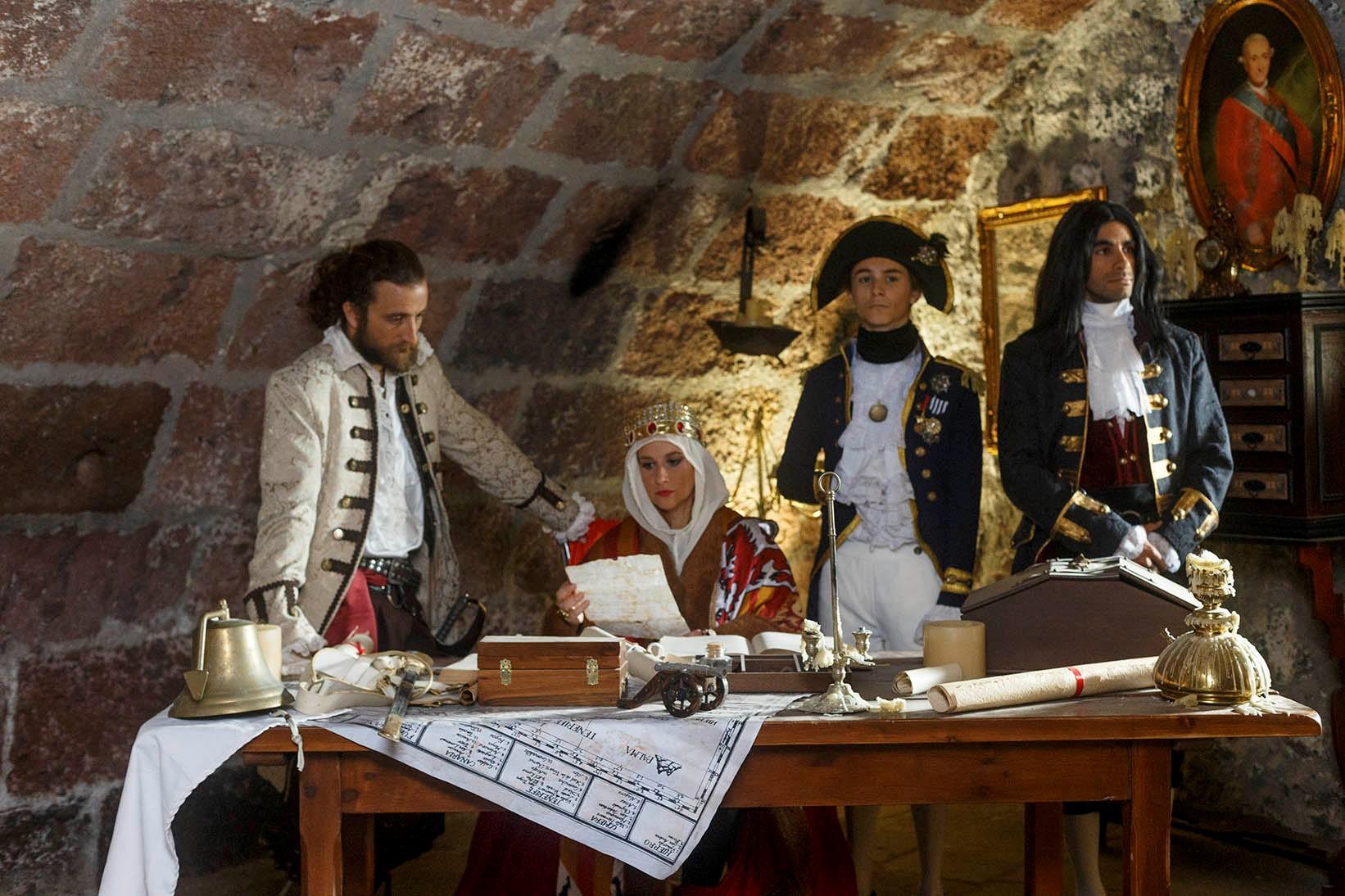 Teimaginas Teatro presenta La conquista: nuestra historia más pirata