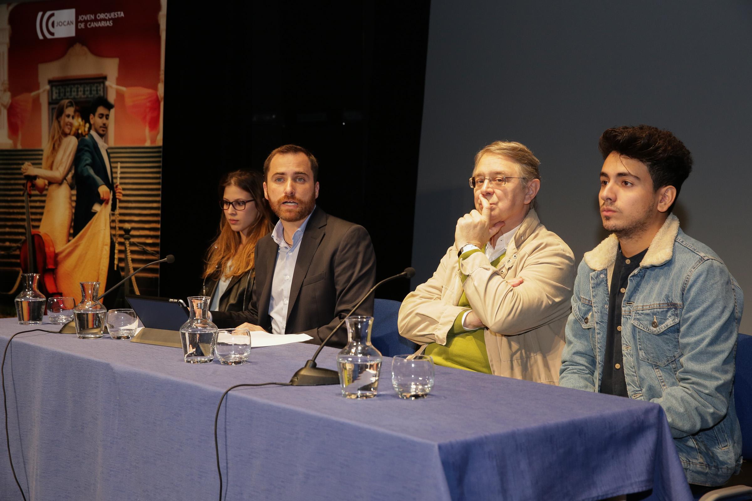 La Joven Orquesta de Canarias, segunda temporada con cuatro conciertos de Año Nuevo