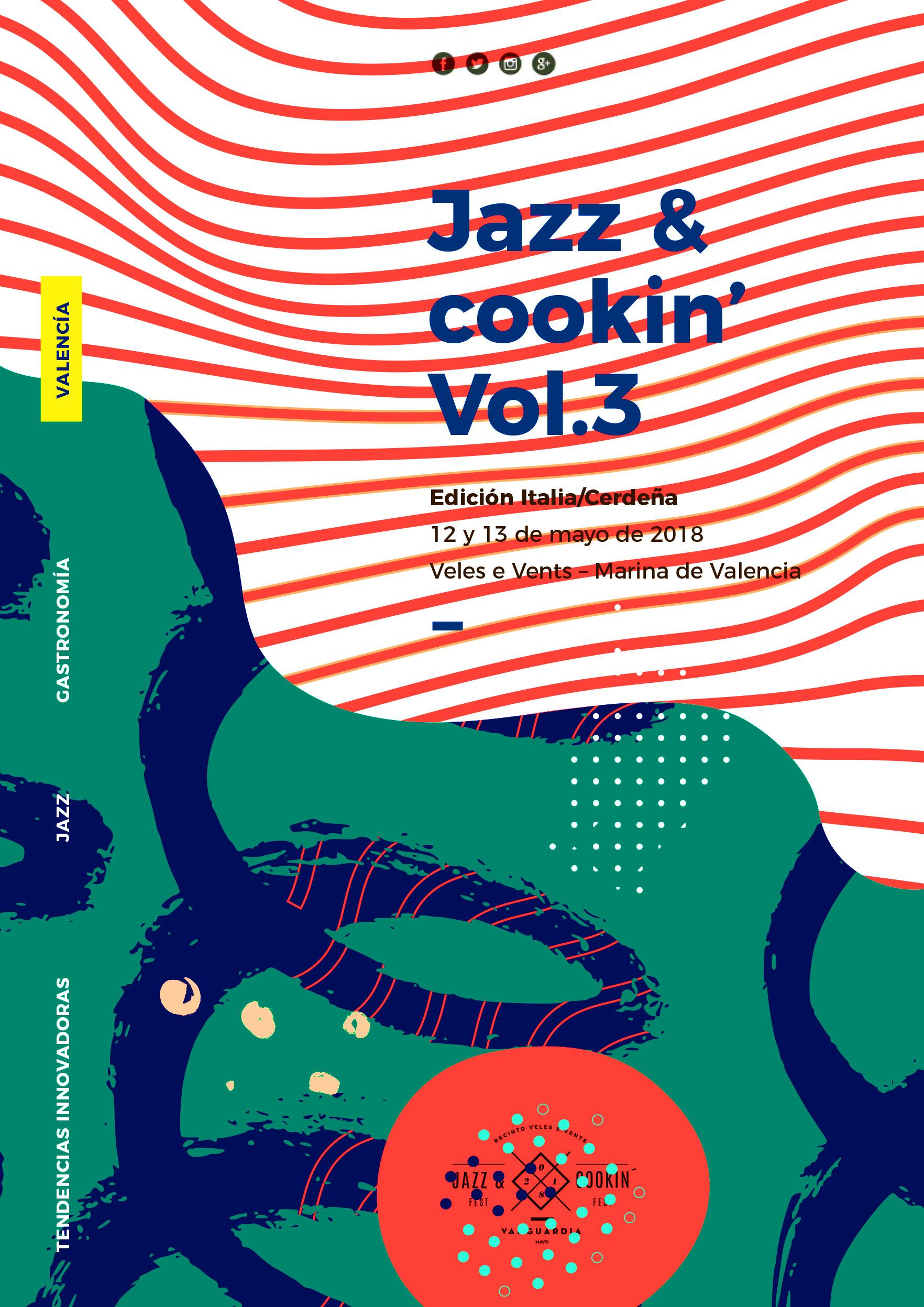 Jazz & Cookin' está presente en Fitur