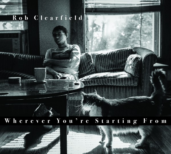 Rob Clearfield presenta su disco Wherever you're starting from