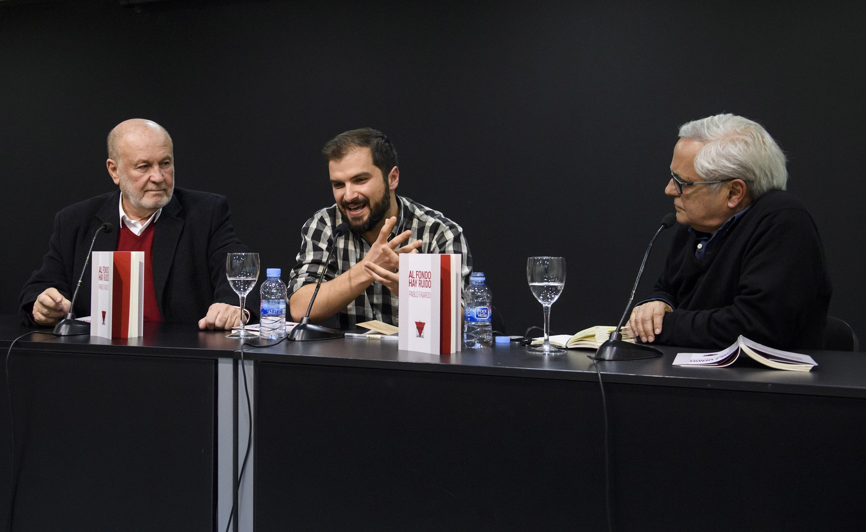 Presentada en Madrid la colección Nuevas Escrituras Canarias