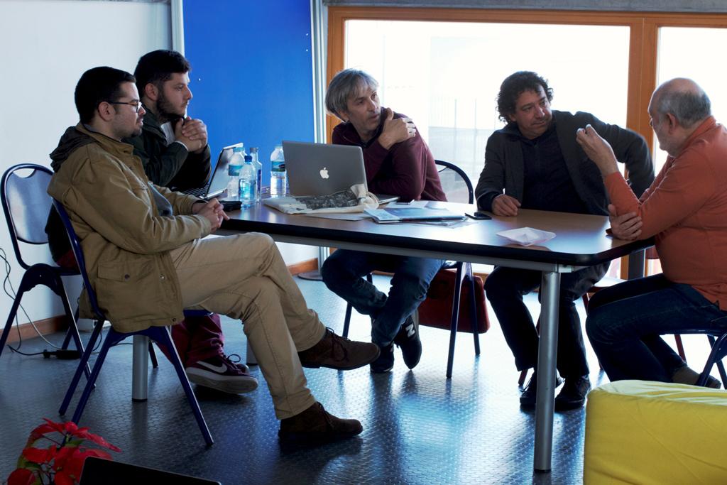 El Laboratorio Creadoc finaliza su octava edición con tres nuevos proyectos de jóvenes documentalistas