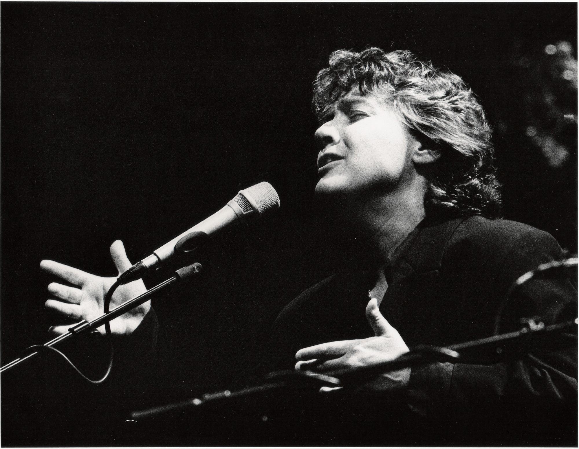 Mayte Martín canta en La Palma y Tenerife