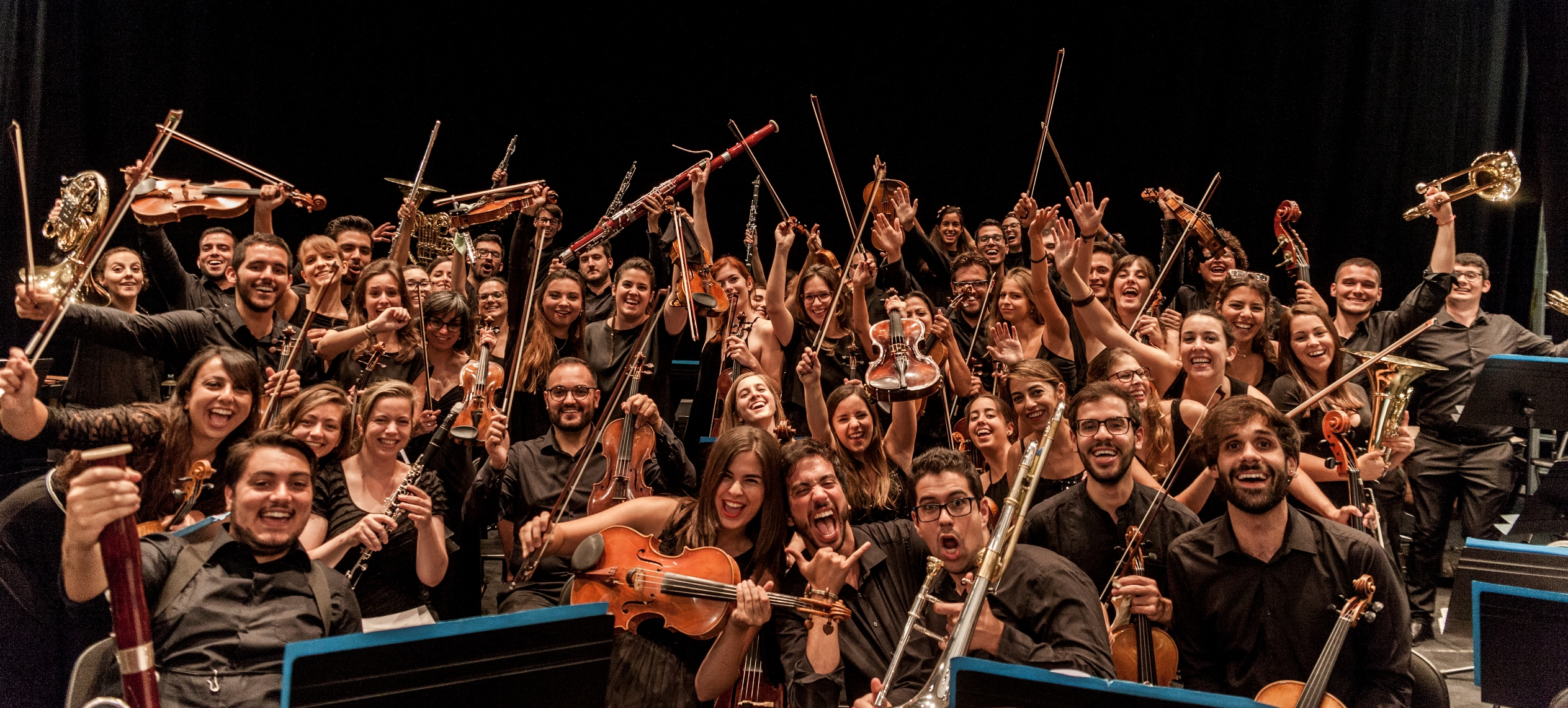 La Joven Orquesta de Canarias selecciona nuevos músicos