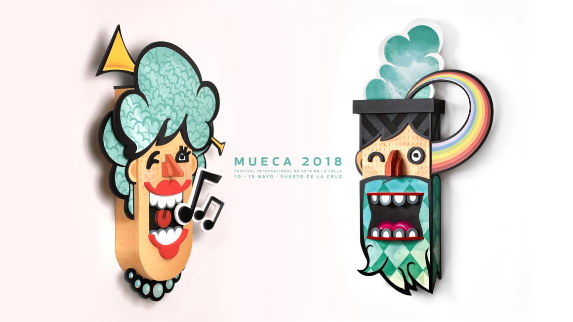 Mueca regresa al Puerto de la Cruz del 10 al 13 de mayo