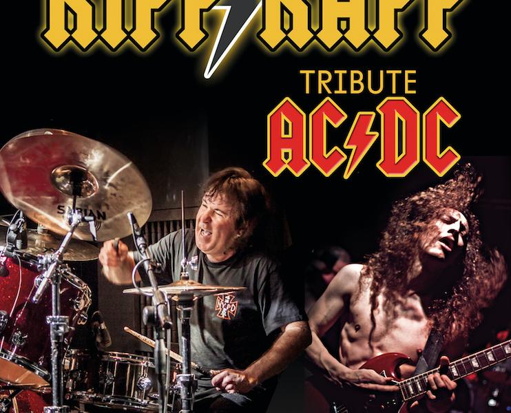 Simon Wright tributa a AC/DC en Adeje