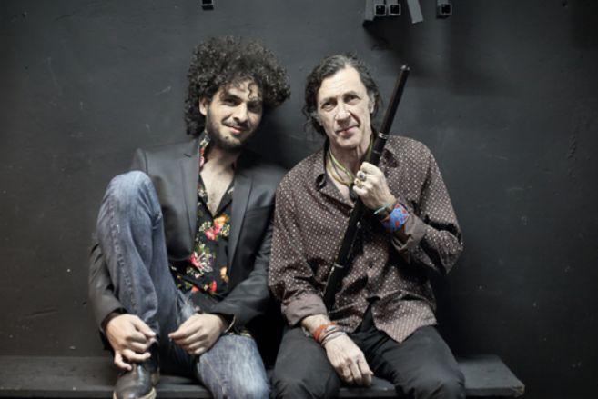 Lin Cortés y Jorge Pardo fusionan su música Tenerife