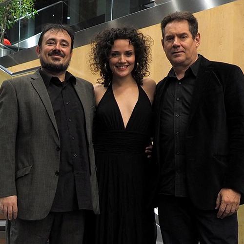 Lechner, Blanco y Saiz presentan Puro Gershwin