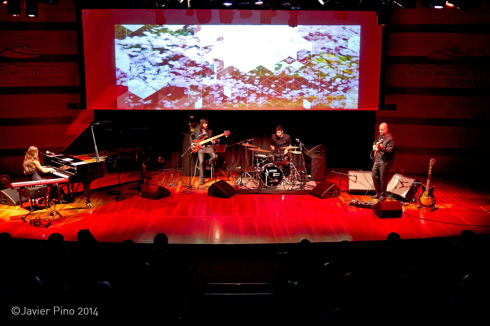 ST Fusion presenta su música en Seoul