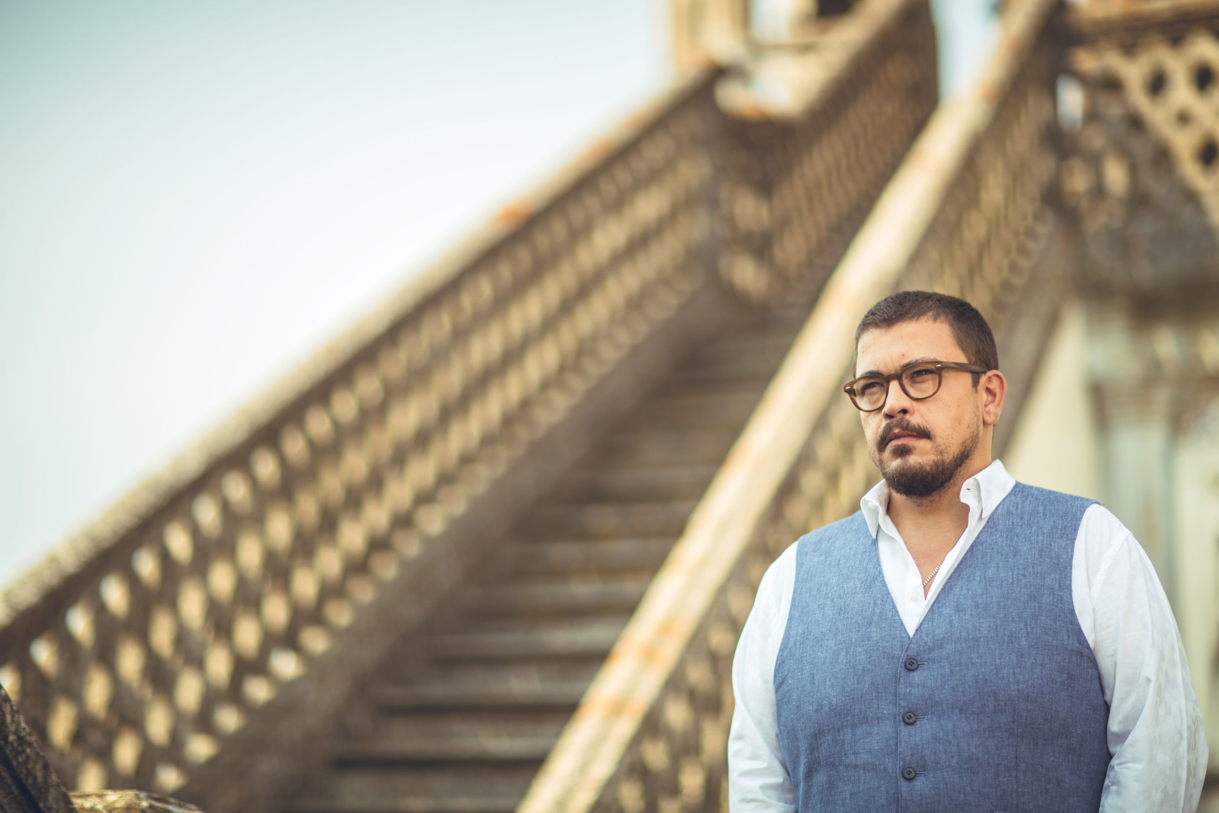 Ricardo Ribeiro aporta su voz a EsFado