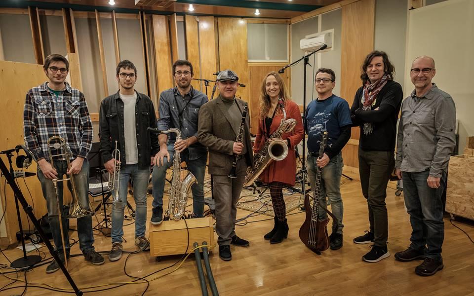 Chema Peñalver: 'Siento pasión por el jazz desde que tengo uso de razón'