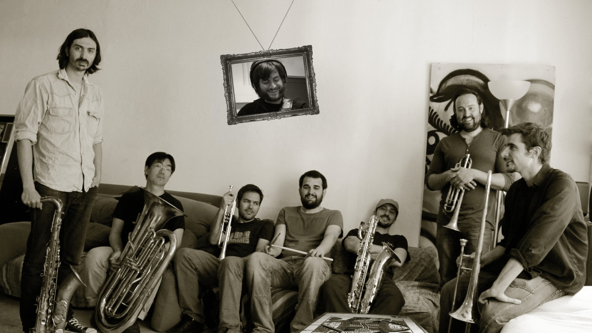 Nola Brass Band celebra el International Jazz Day en Madrid
