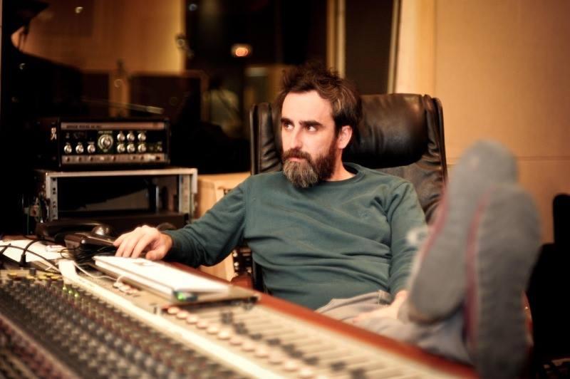 Pablo Pulido presenta sus avances en sonido