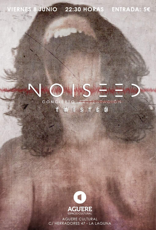 Noiseed toca en el Aguere