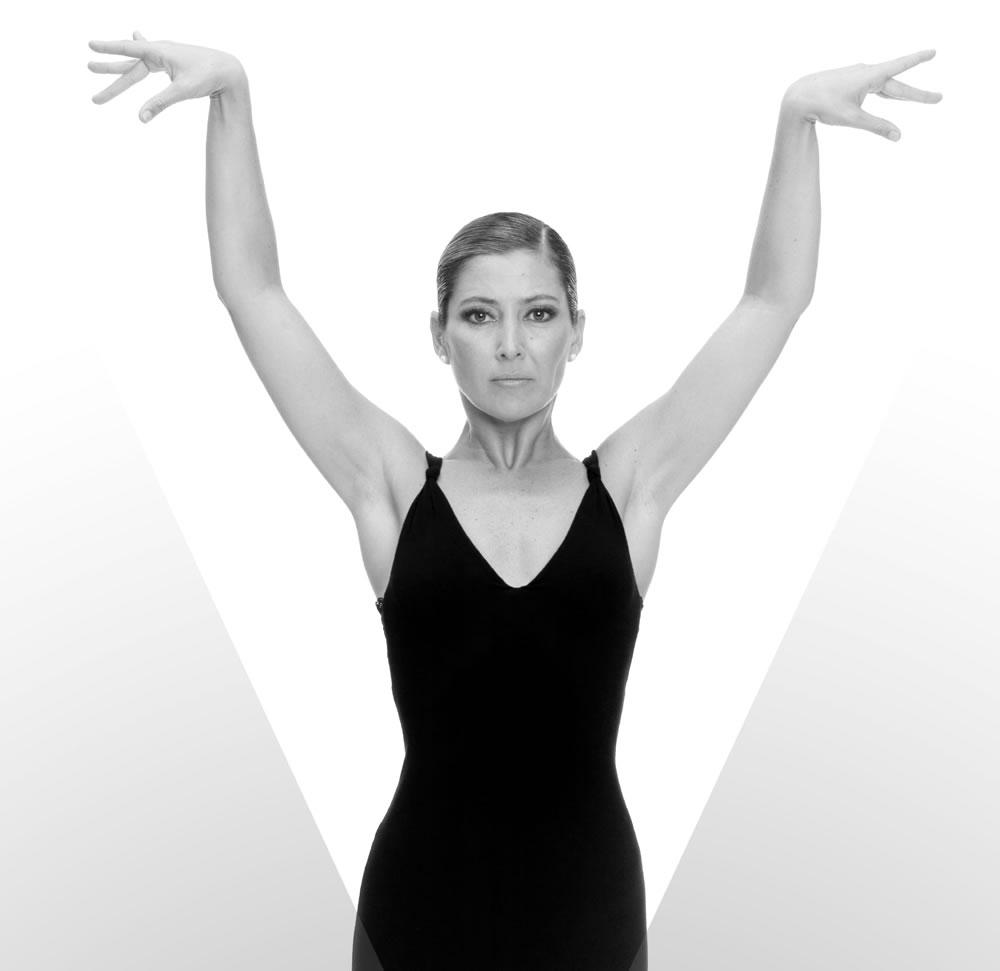 Sara Baras baila en el Auditorio de Tenerife