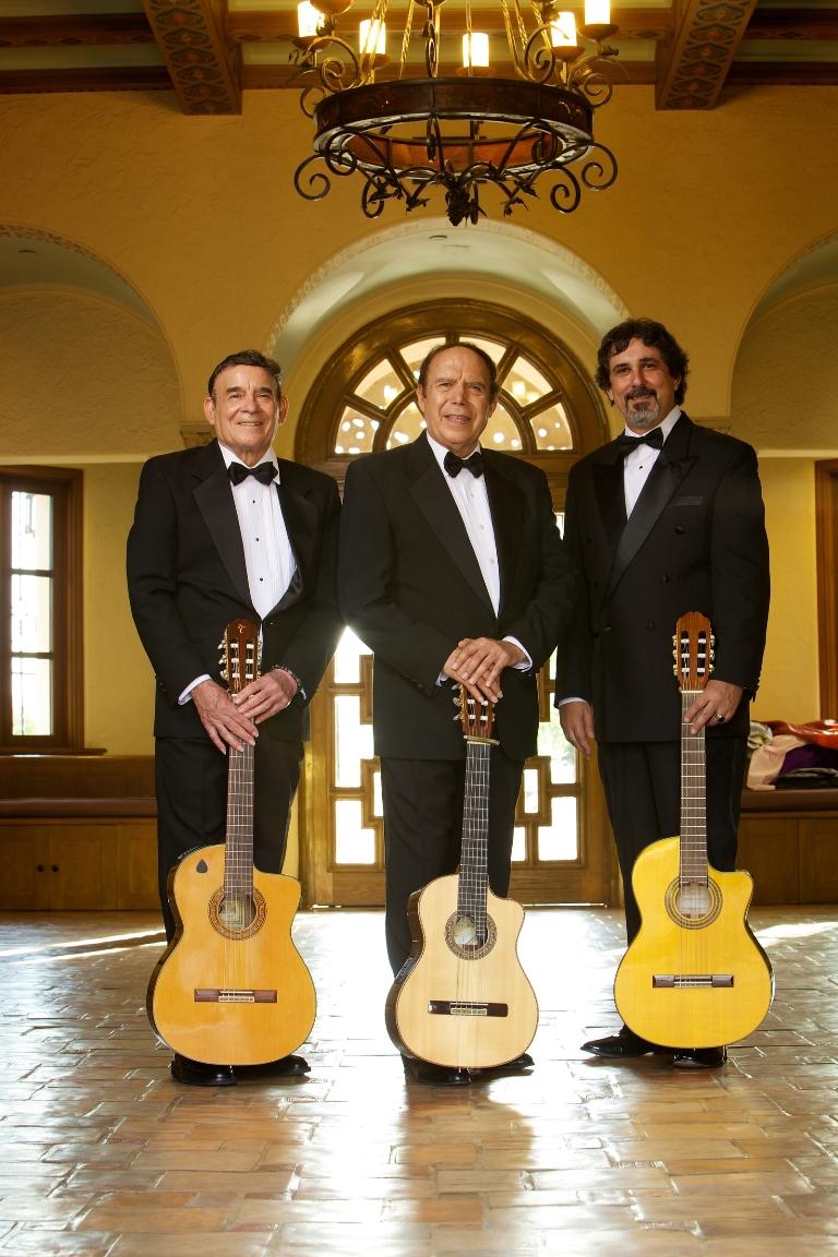 Los mexicanos Los Tres Reyes actuarán el 15 de junio en el Teobaldo Power de La Orotava