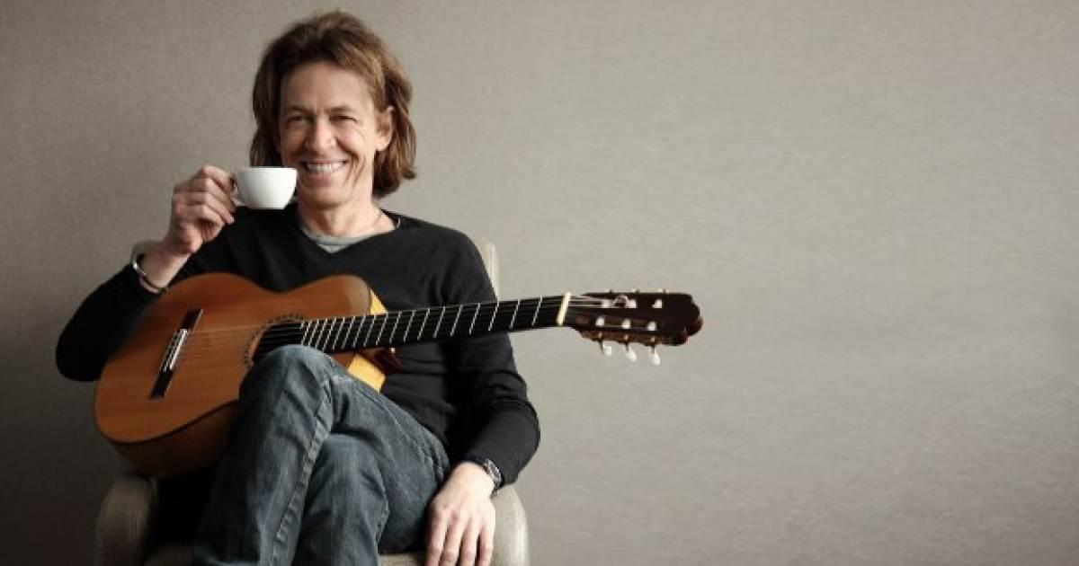 Dominic Miller toca en el Centre Artesà Tradicionàrius