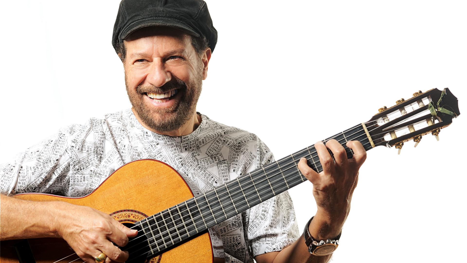 João Bosco, en el Leal para el Festival de Jazz