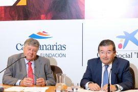 Presentación de Convocatoria Proyectos Sociales. Espacio Cultural de CajaCanarias © Aarón S. Ramos/CajaCanarias