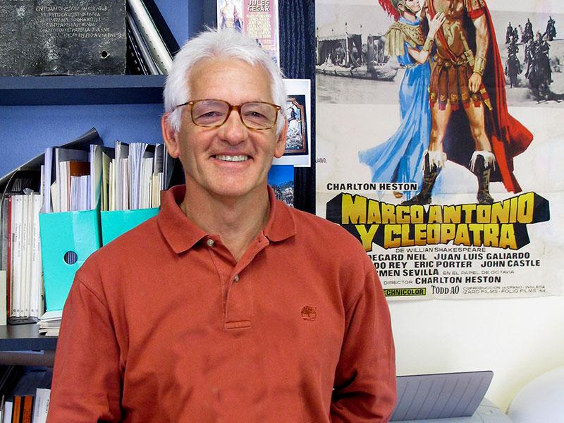 Antonio Duplá cierra las jornadas sobre cultura clásica