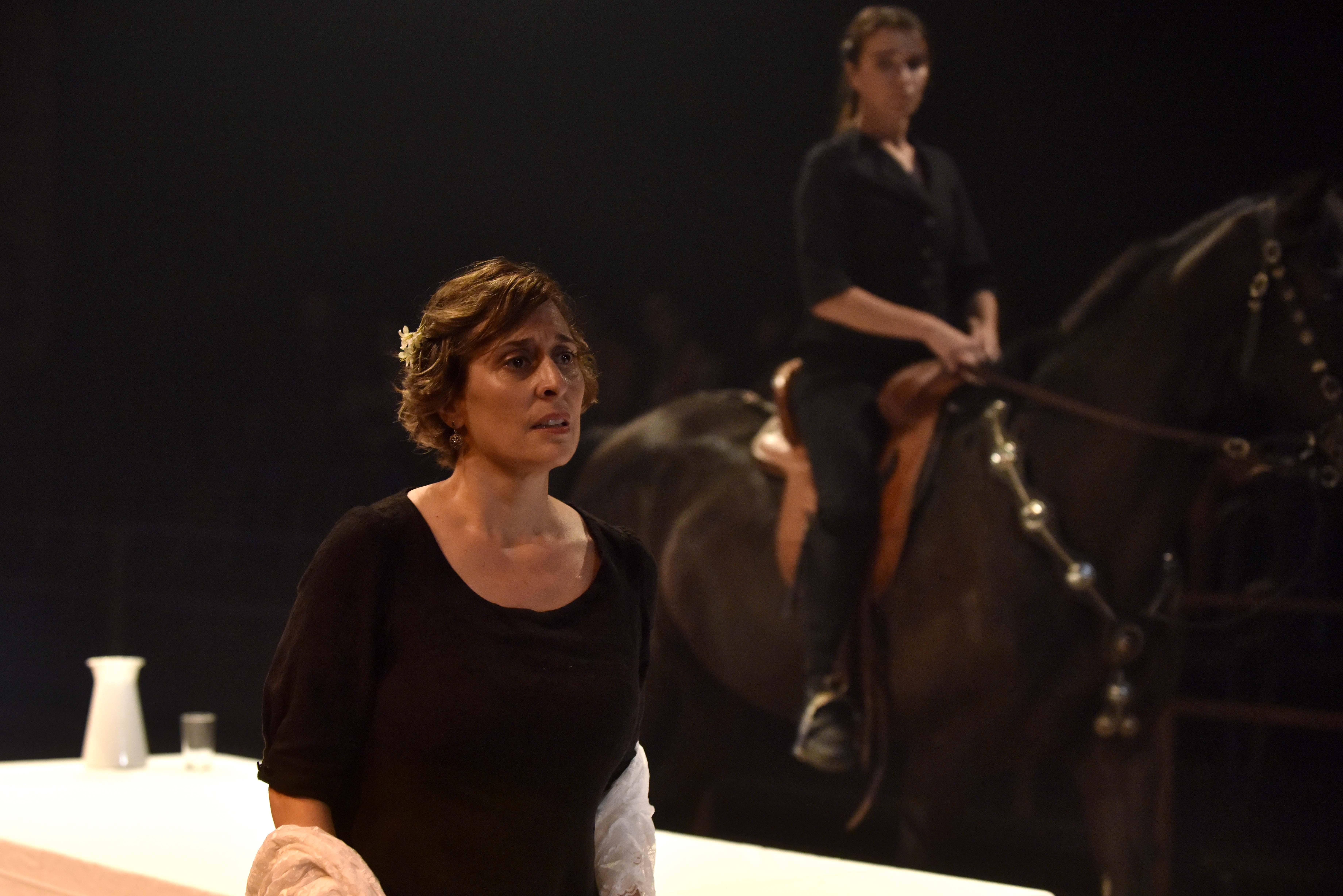 Bodas de sangre dentro del I Festival Internacional Canarias Artes Escénicas