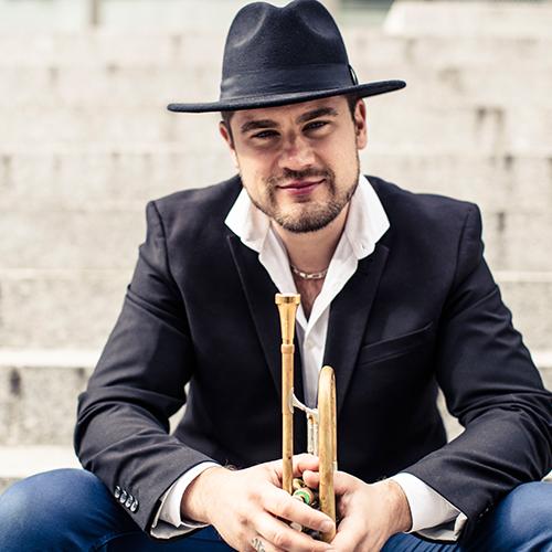 Miron Rafajlović en Bogui Jazz