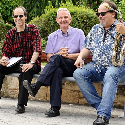 ¡Zas! Trío en Bogui Jazz, Madrid