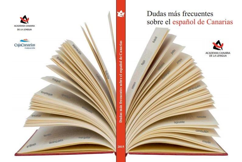 Segunda edición del manual de dudas del español hablado en Canarias