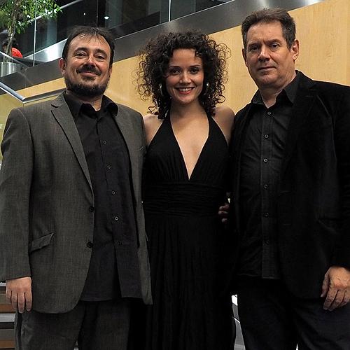 Lechner, Blanco & Saiz con Puro Gershwin en Bogui