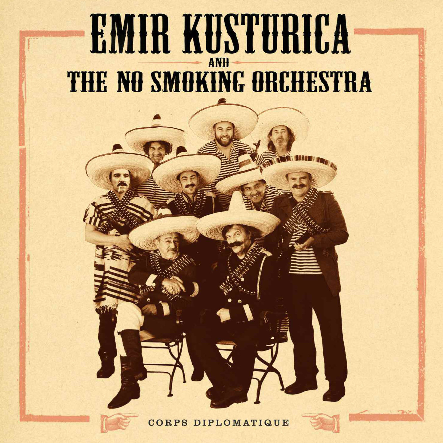 Emir Kusturica & The No Smoking Orchestra en España