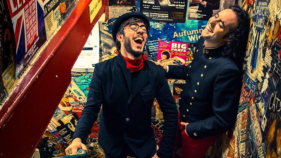 Dibujo Libre, nuevo disco de Antílopez