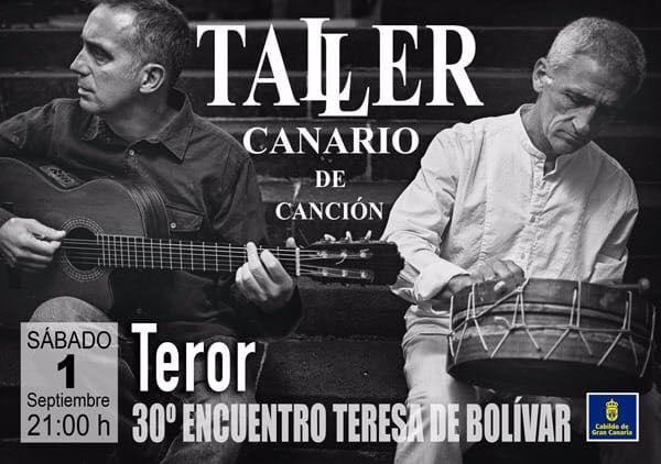 Taller Canario tocará de nuevo en Teror