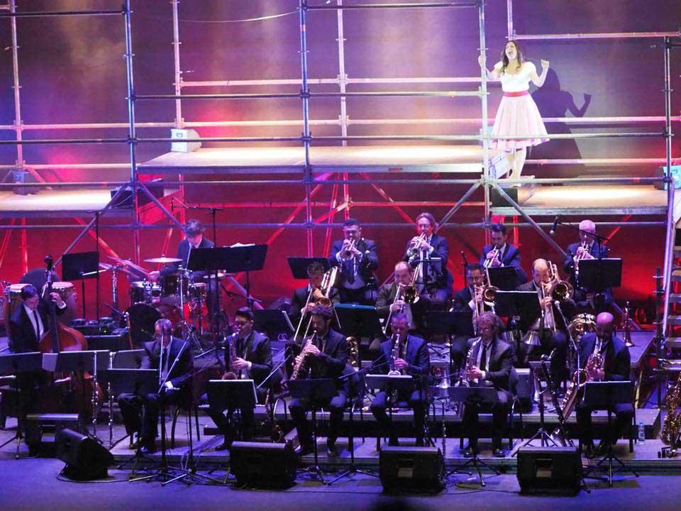 La Gran Canaria Big Band interpreta Impressions of West Side Story