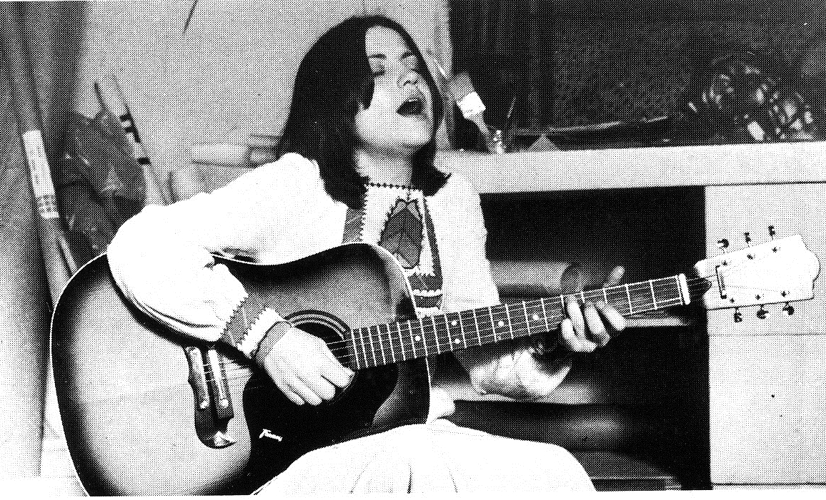 Muere la cantautora Elisa Serna