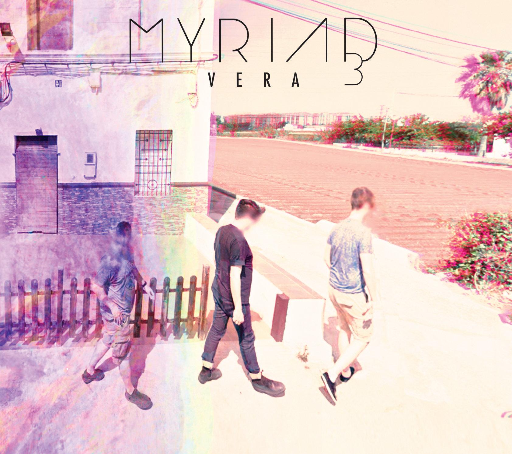 Vera es el nuevo disco de Myriad3