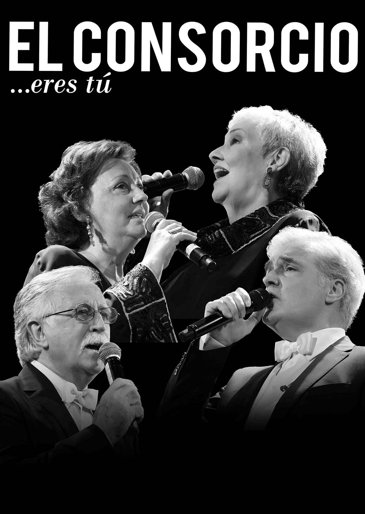 El Consorcio llega a Tenerife con su gira 'Eres tú…' de grandes éxitos