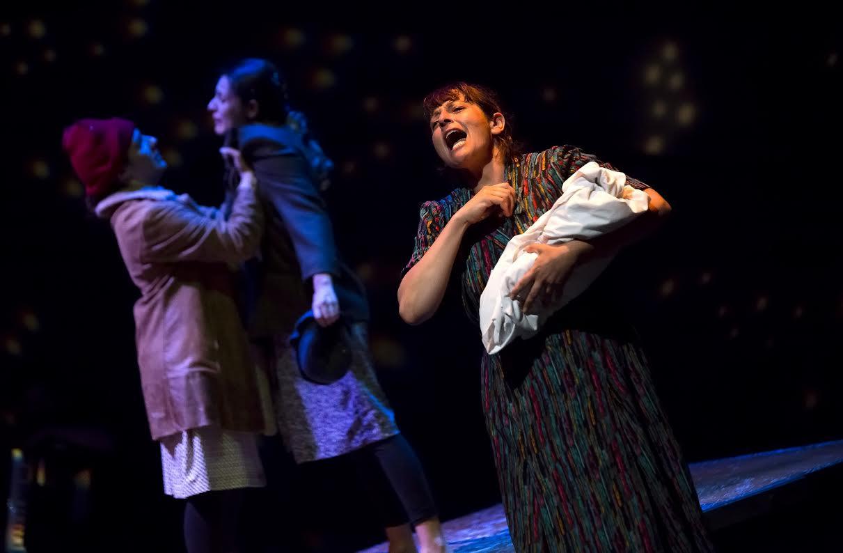 Delirium lleva al Teatro Leal la desaparición del barco Fausto