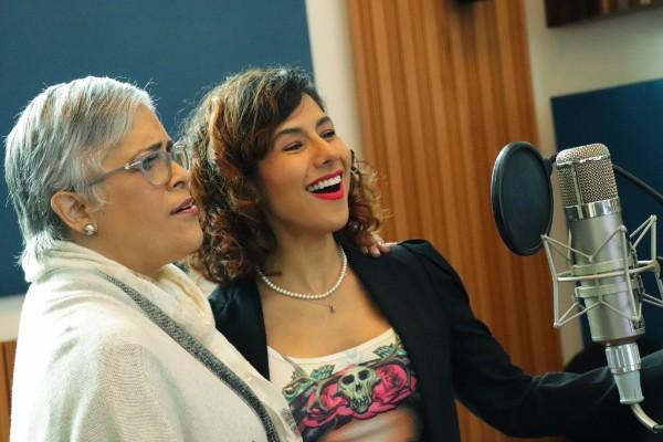 Rosalía León estrena tema a dúo con Eugenia León y Sergio Vallín