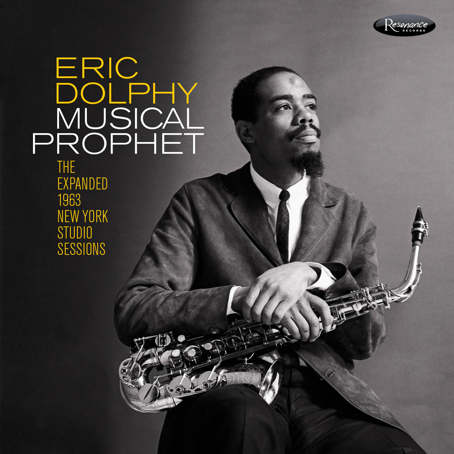 Se publica el disco de Eric Dolphy Musical Prophet: The Expanded 1963 New York Studio Sessions