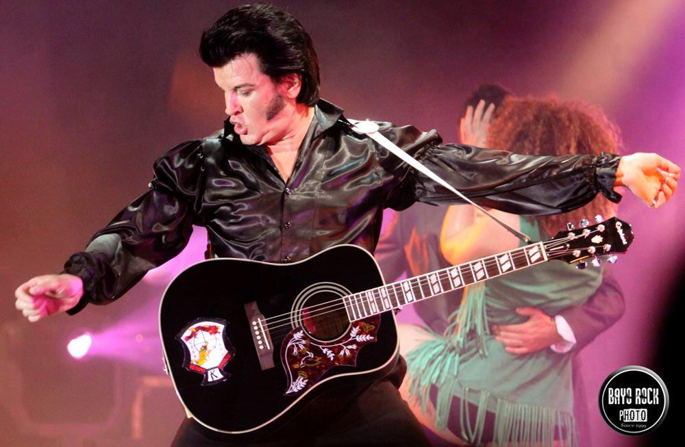 La gira mundial del show Elvis World Tour pasará por el Auditorio Infanta Leonor